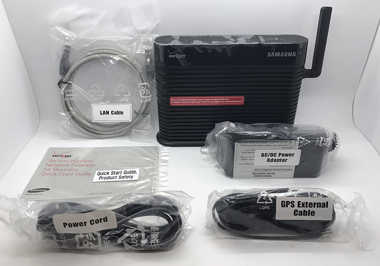 Amazon.com: Samsung Network Extender SCS-2U01 Verizon Wireless ...