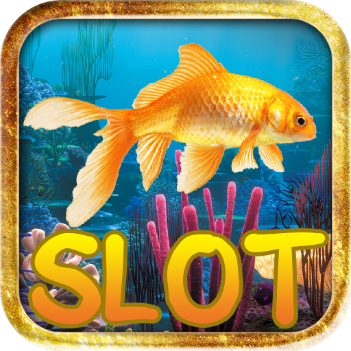 (Goldfish Slot Machine Deluxe - Max Bet Mega Win Free Las Vegas Casino Slot Poker Progressive Jackpot Bonus Poker Machine)