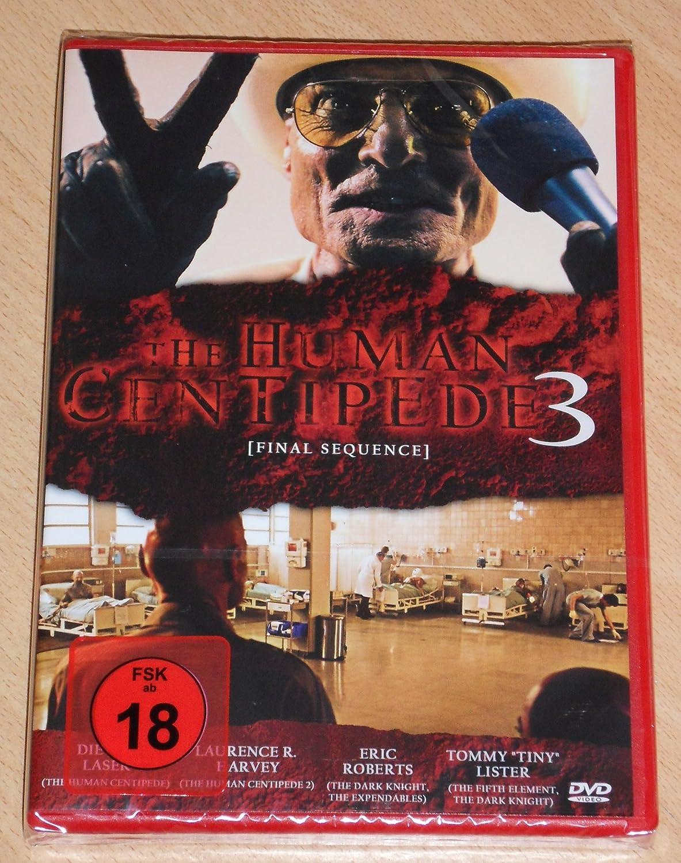 The Human Centipede 3 Final Sequence Amazon De Dvd Blu Ray