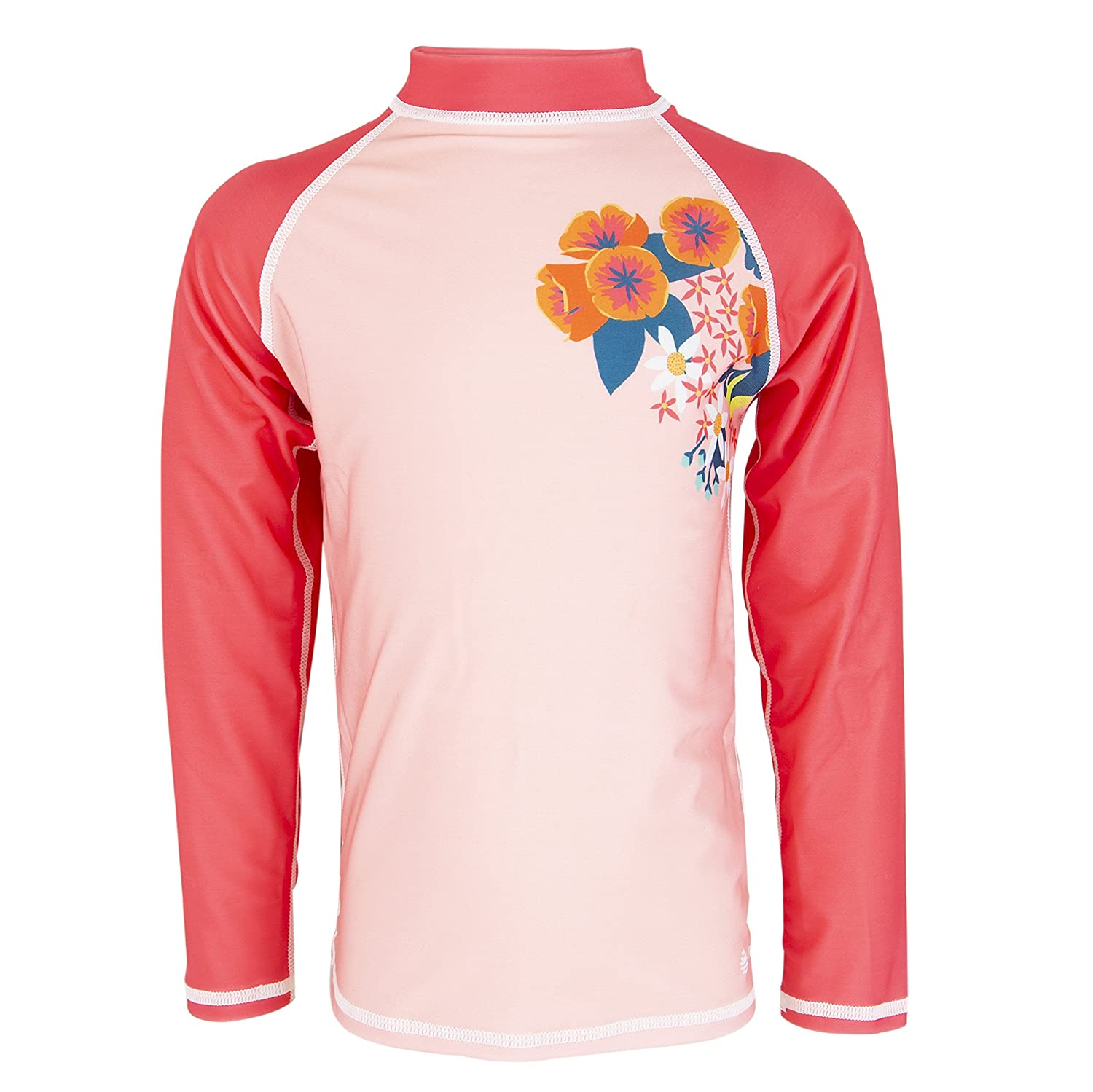 Oakiwear Kids' Rash Guard Short Sleeve UPF 50+ Sun Shirt