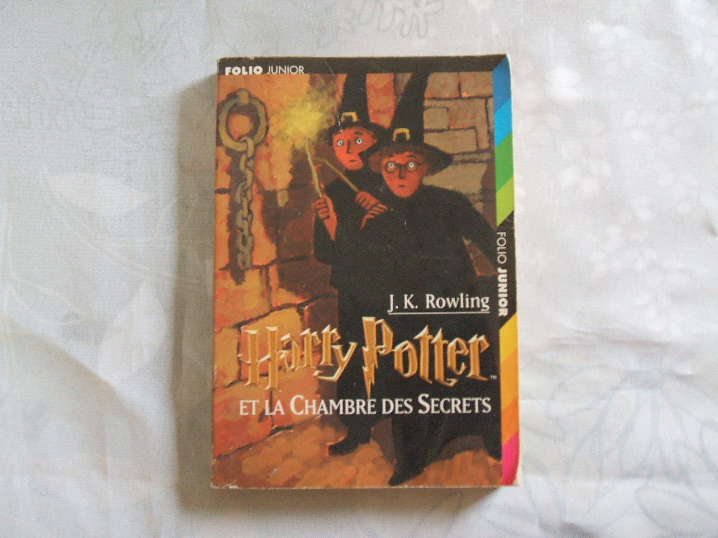 Amazon Fr Harry Potter Et La Chambre Des Secrets N 961