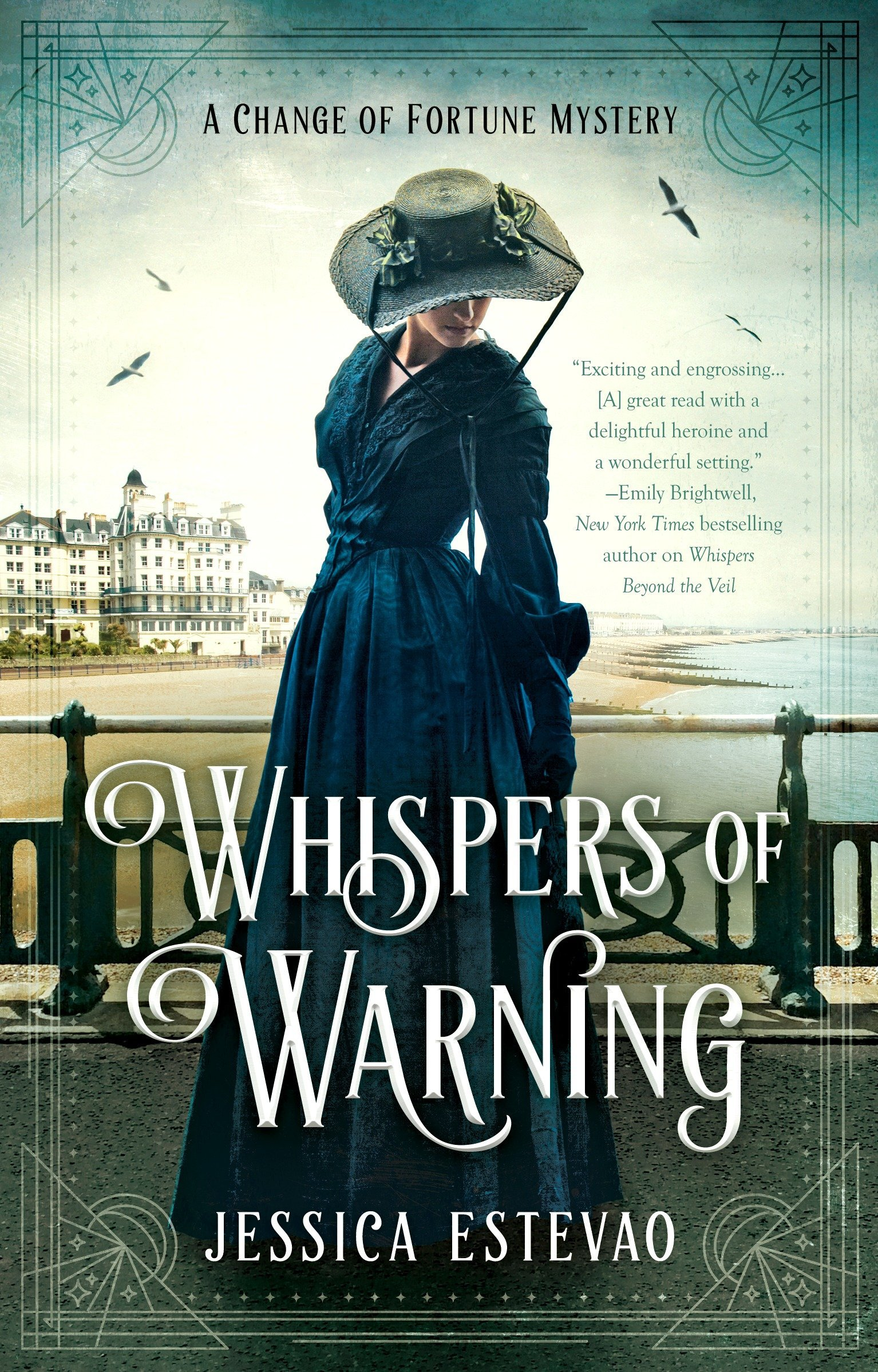 Download Whispers of Warning (A Change of Fortune Mystery) pdf