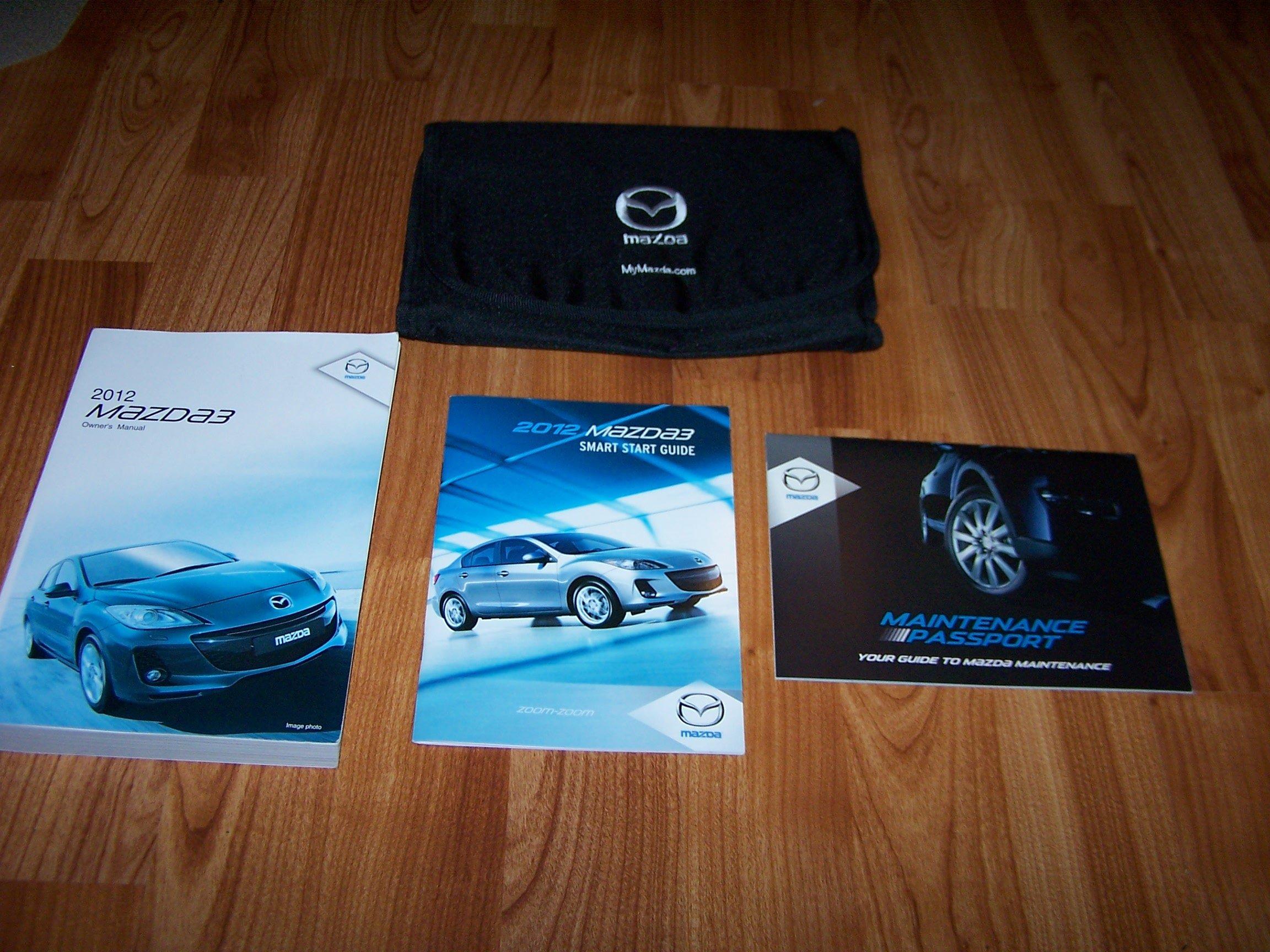 Mazda 3 2007 user manual pdf.