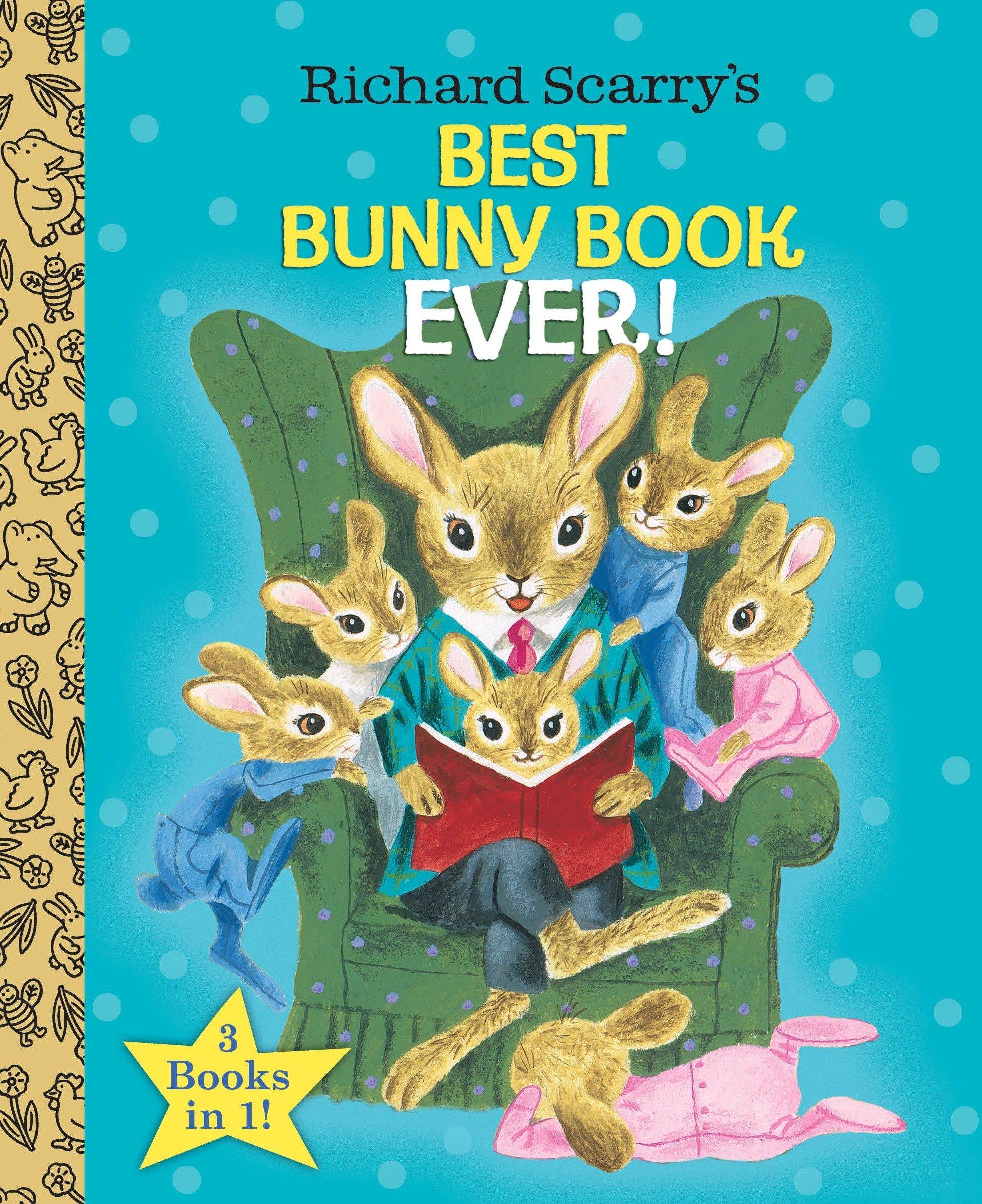 Download BEST BUNNY BOOK EVER pdf epub
