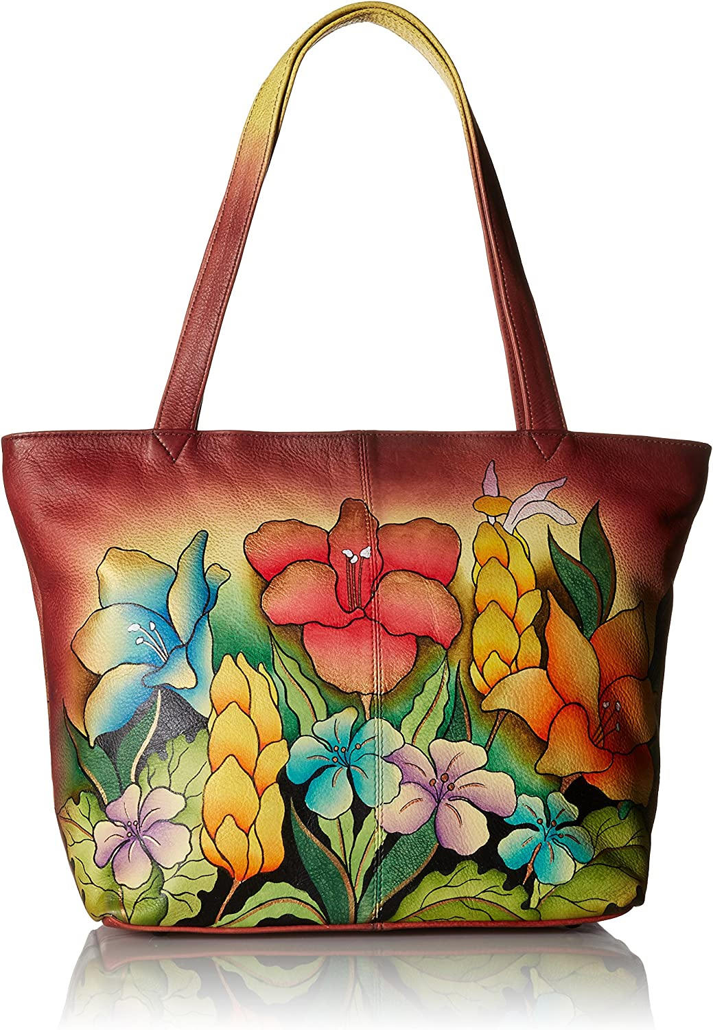 Anna by Anuschka Tote Bag | Genuine Leather