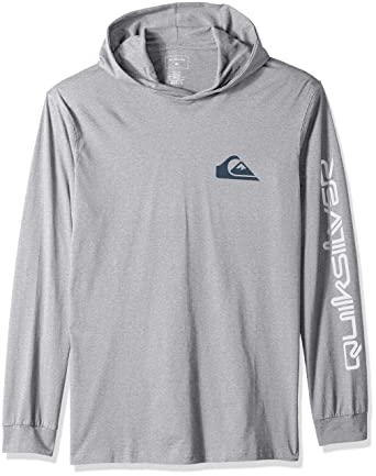 03c63c3d2478 Amazon.com: Quiksilver Men's Vice Versa Hood Ii Tee: Clothing