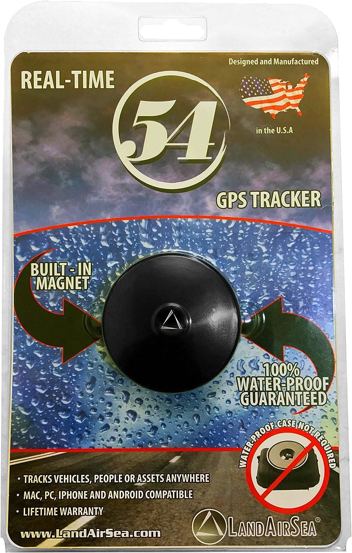 LandAirSea 54 Magnet Mounted GPS Tracker