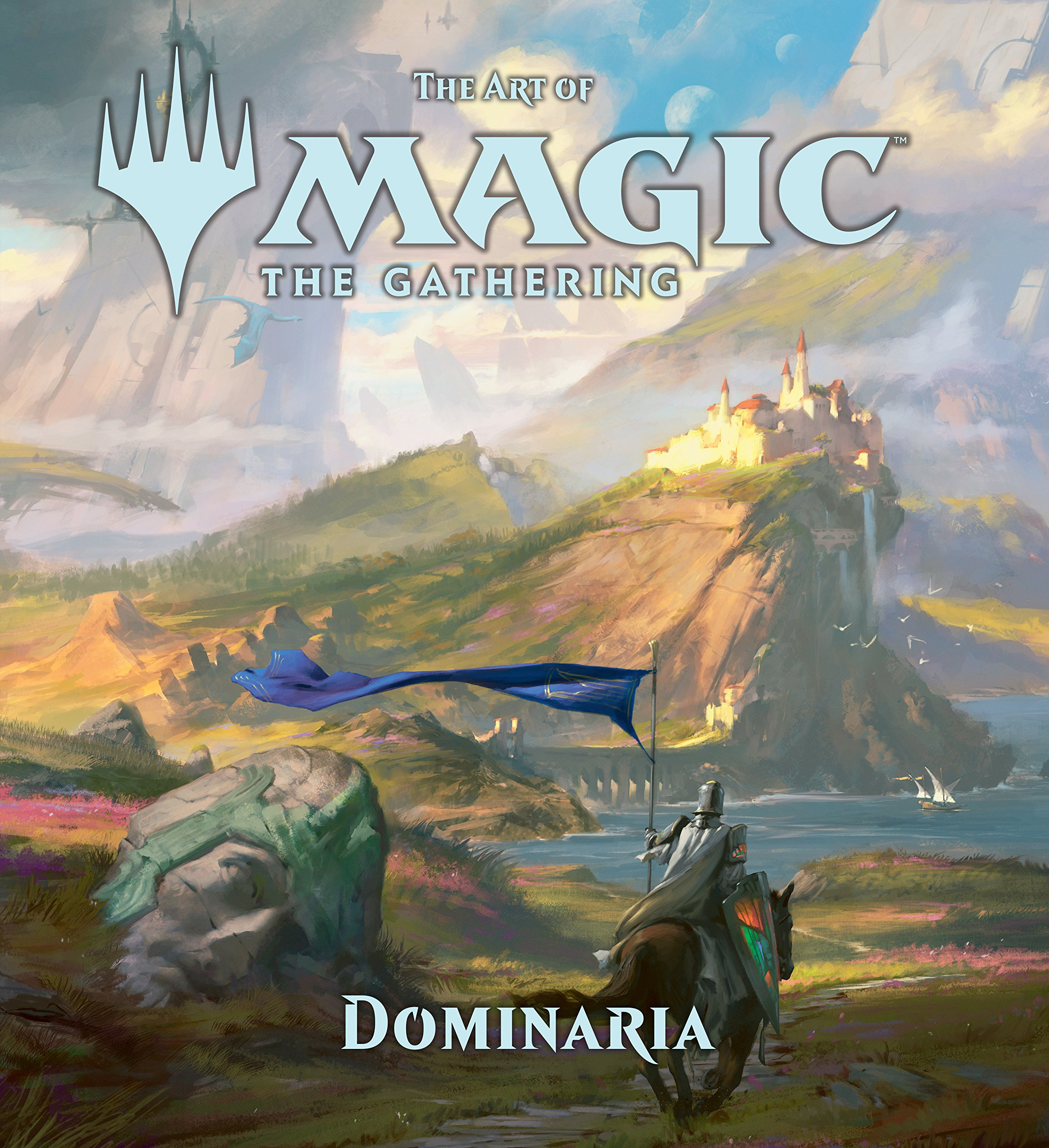 Amazon Com The Art Of Magic The Gathering Dominaria 6