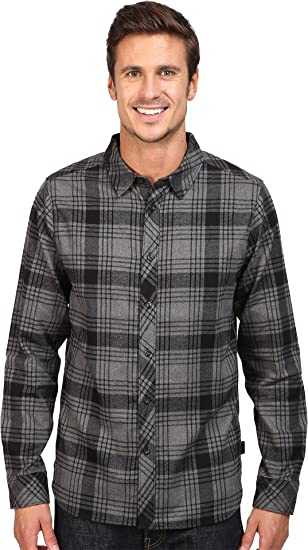 46a0efd78 The North Face Men's Long Sleeve Approach Flannel at Amazon Men's ...