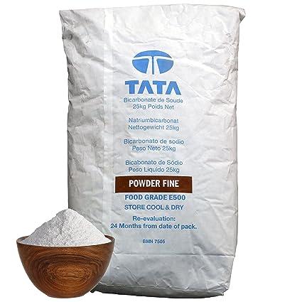Elixir - Bicarbonato de sodio de calidad alimentaria de 250g, 500g