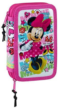 Safta Estuche Minnie Mouse