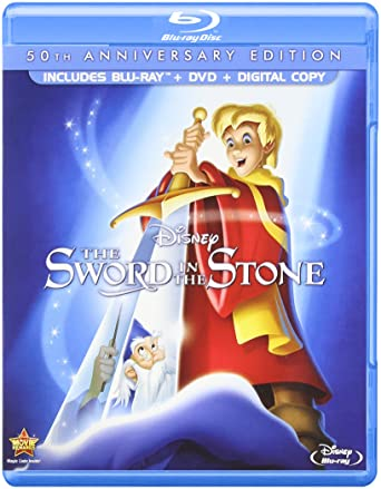 Amazon com: The Sword in the Stone (50th Anniversary Edition