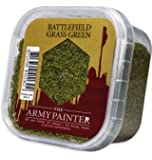 The Army Painter Battlefield Essential Series: Battlefield Grass Green for Miniature Bases and Wargame Terrains - Static…