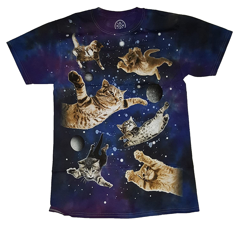 Top Ten Cute Space Cat T Shirt