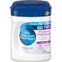 NESTLÉ GOOD START Probiotic with PRO-Blend Stage 1 Baby Formula, 1.02kg Powder