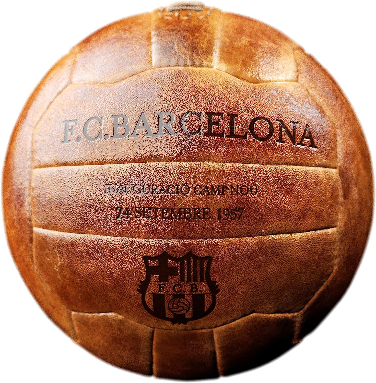 FCB Balón Historico FCBarcelona: Amazon.es: Deportes y aire libre