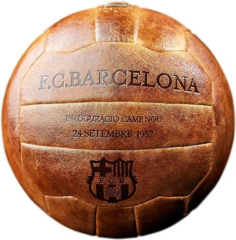 Balón Historico FCBarcelona: Amazon.es: Deportes y aire libre