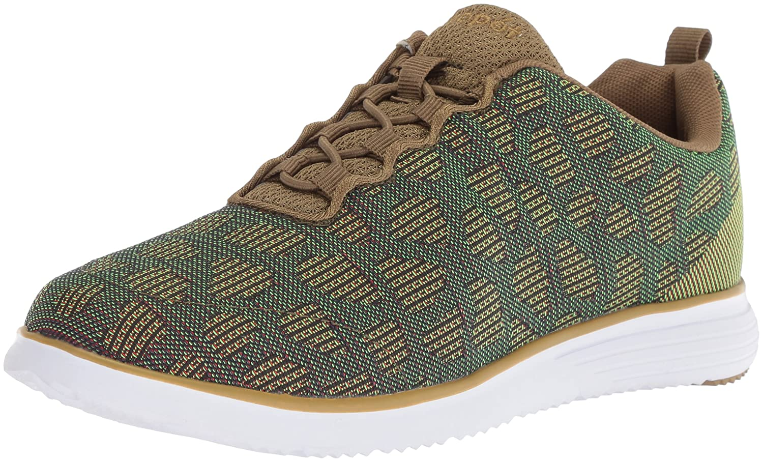 Propét Women's TravelFit Walking Shoe B073DMTPF2 11 4E US|Green