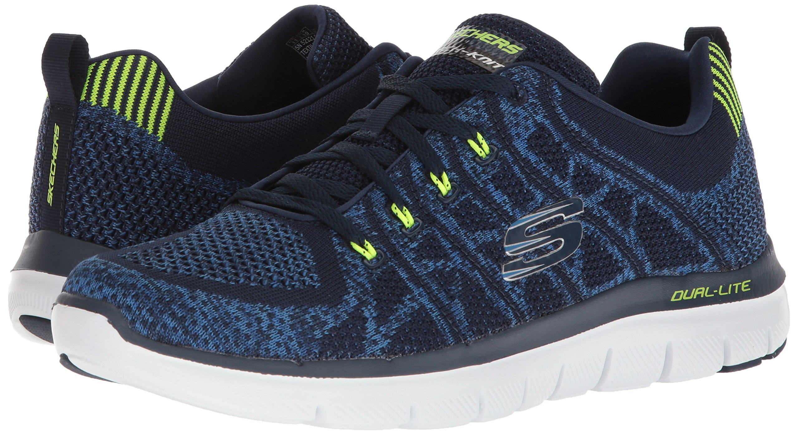 Skechers Men's Flex Advantage 2.0 Talamo Oxford