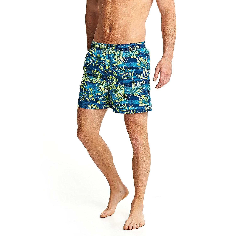 Zoggs hombres del descubrimiento Pantalones cortos