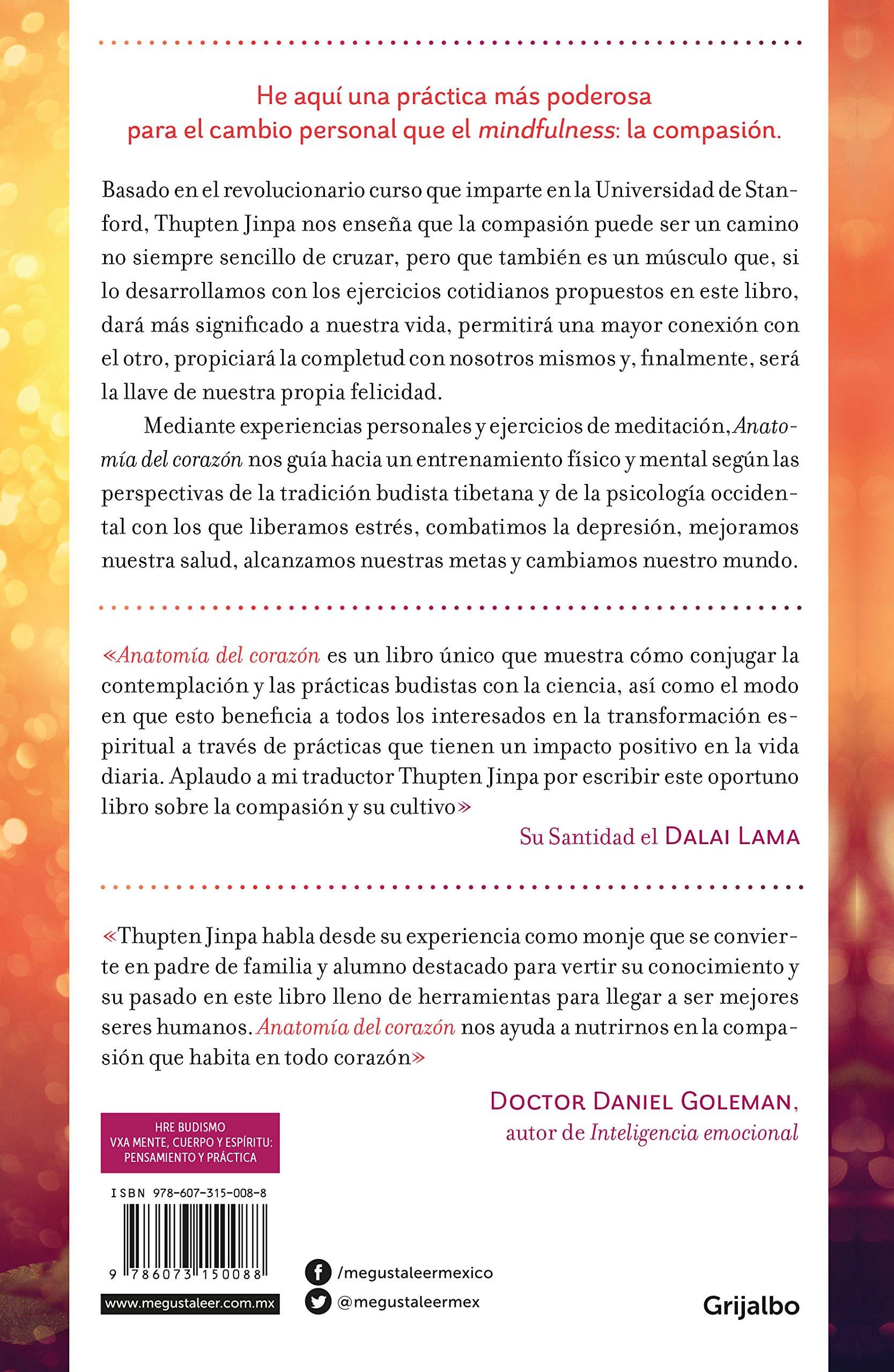 ANATOMIA DEL CORAZON: PENGUIN RANDOM HOUSE GRUPO EDITORIAL SA DE CV ...