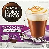 Nescafé Dolce Gusto CHOCOCINO CARAMEL - Chocolat - 16 capsules -204,8g