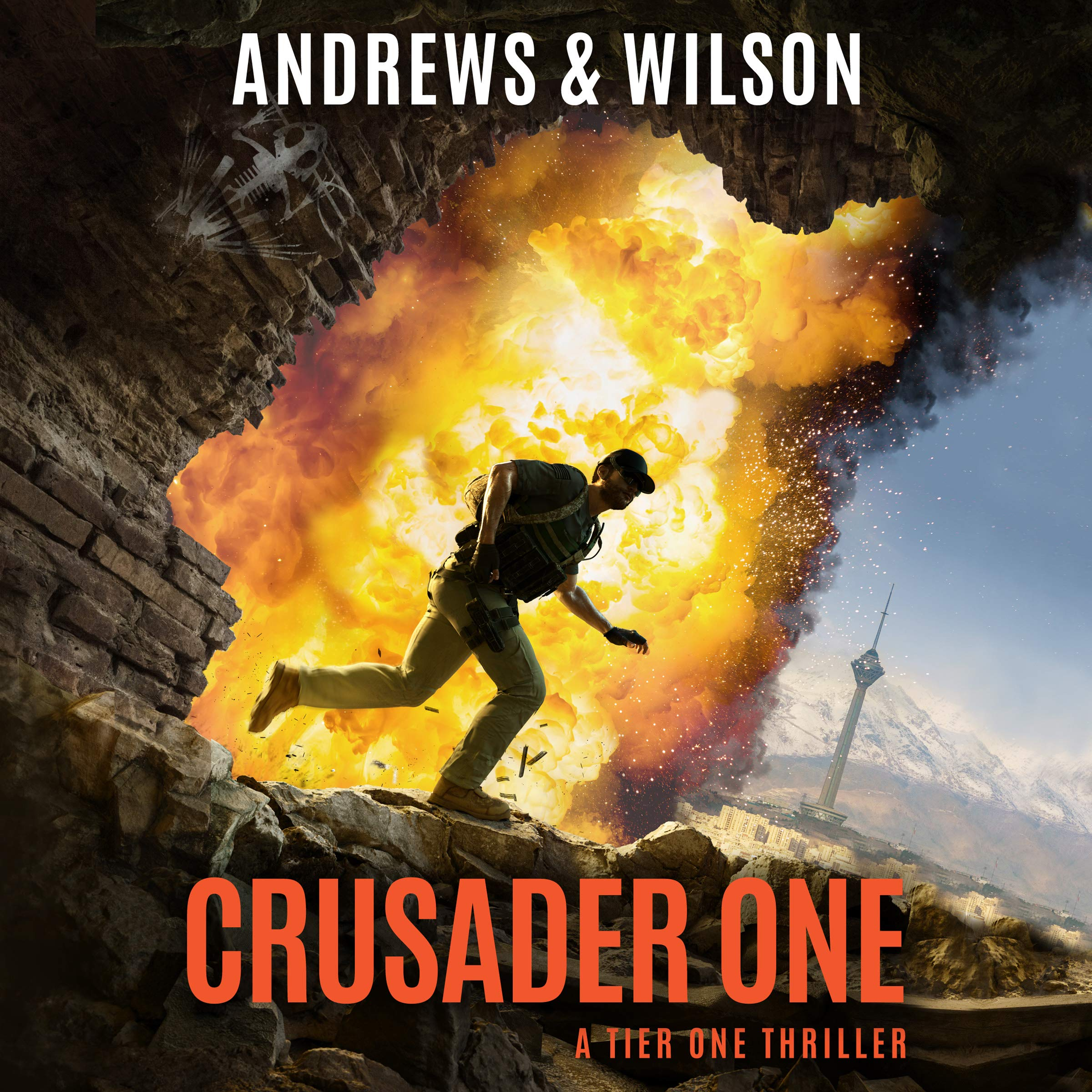 Crusader One  Tier One Thrillers Book 3