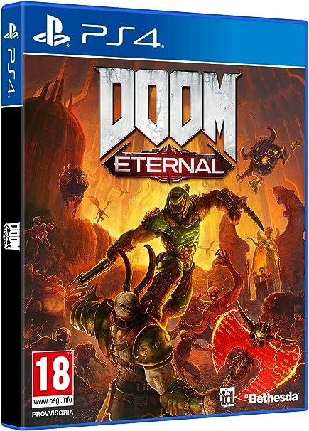 Doom Eternal - Collectors Edition - PlayStation 4 [Importación italiana]: Amazon.es: Videojuegos