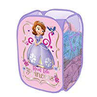 Disney Sofia The First Pop Up Hamper, Multi/None, ONE Size (WK317941)