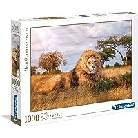 Clementoni - 39479 - Yetişkin Puzzle - The King - 1000 Parça