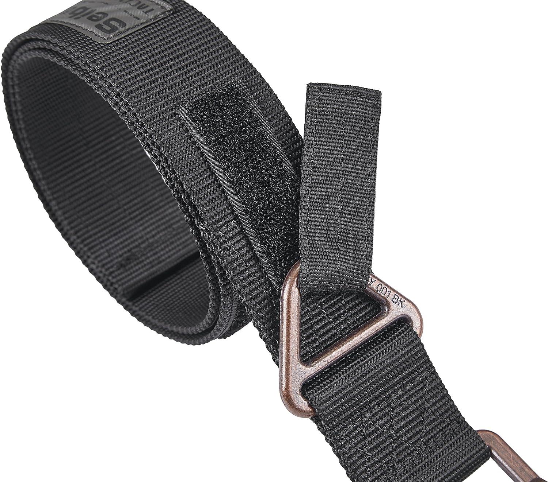 Seibertron Hombres Utilidad TDU 4.5cm Nylon /T/áctico CQB//Aparejo de Militar Combate Deber de la Correa Hebilla de Metal