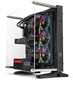 SkyTech Supremacy Gaming Computer PC Desktop - i7-7700K, 500GB Samsung 960 Evo SSD, GTX 1080 8GB, 360mm RGB Liquid Cool, 2TB, 32GB DDR4 (RTX 2080 TI | i7 8700K | Samsung 970 EVO 500G)