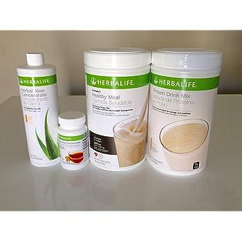 Amazon.com: Herbalife Weight Loss Program Kit - Natural ...
