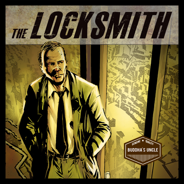 The Locksmith (Issues) (2 Book Series)