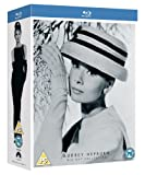 Audrey Hepburn Collection (Breakfast at Tiffany's / Funny Face / Sabrina) [Blu-ray] [1954] [Region Free]