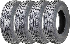 4 New Premium Trailer Tires ST235/85R16 Radial 12PR Load Range F