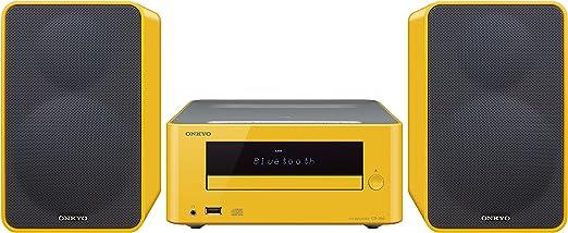 Onkyo CS-265-W - Sistema mini (Bluetooth, NFC, USB frontal) color ...