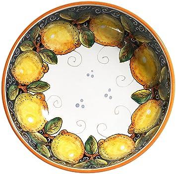 Manufactum Küche | Manufactum Ceramiche Schale Mit Zweifacher Verzierung Amazon De