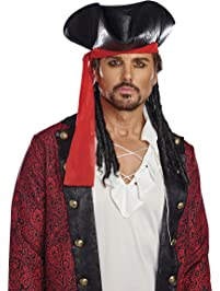 DreamGirl Pirate Hat (Men's)