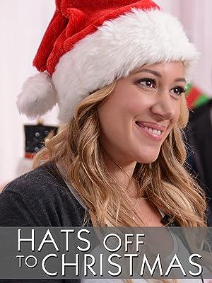 724c45697b455 Amazon.co.uk  Watch Hats Off To Christmas