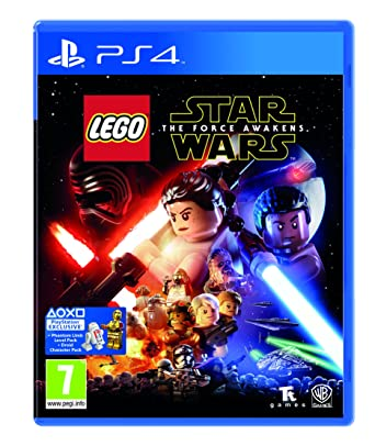 LEGO Star Wars: The Force Awakens (PS4): Amazon.co.uk: PC & Video Games
