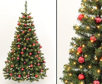 Bilder weihnachtsbaum rot