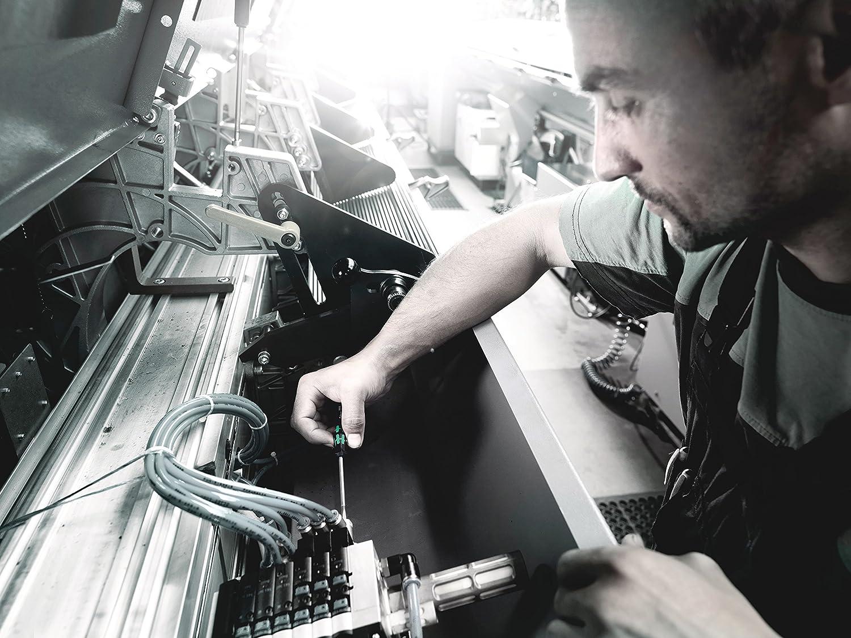 05118158001 Jeu de tournevis d/électronicien 2069//6 Import Allemagne Wera Kraftform Micro
