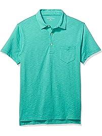 1c6d17137 J.Crew Mercantile Mens Short-Sleeve Polo Shirt Polo Shirt