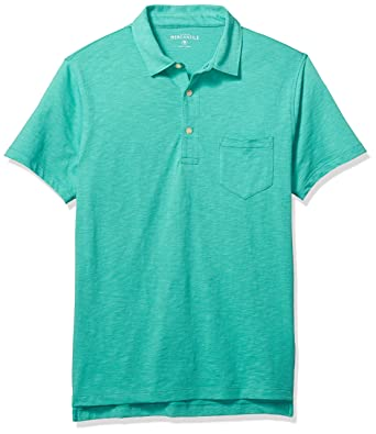 90cfeec4 Amazon.com: J.Crew Mercantile Men's Short-Sleeve Polo Shirt: Clothing