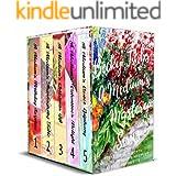 Becky Tibbs: A Medium's Mystery Series, Books 1-5: A Cozy Ghost Mystery series
