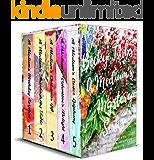 Becky Tibbs: A Medium's Mystery Series, Books 1-5: A Cozy Ghost Mystery series (Becky Tibbs: A North Carolina Medium's…