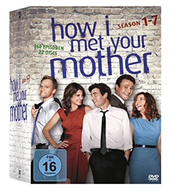 how i met your mother staffel 1-7