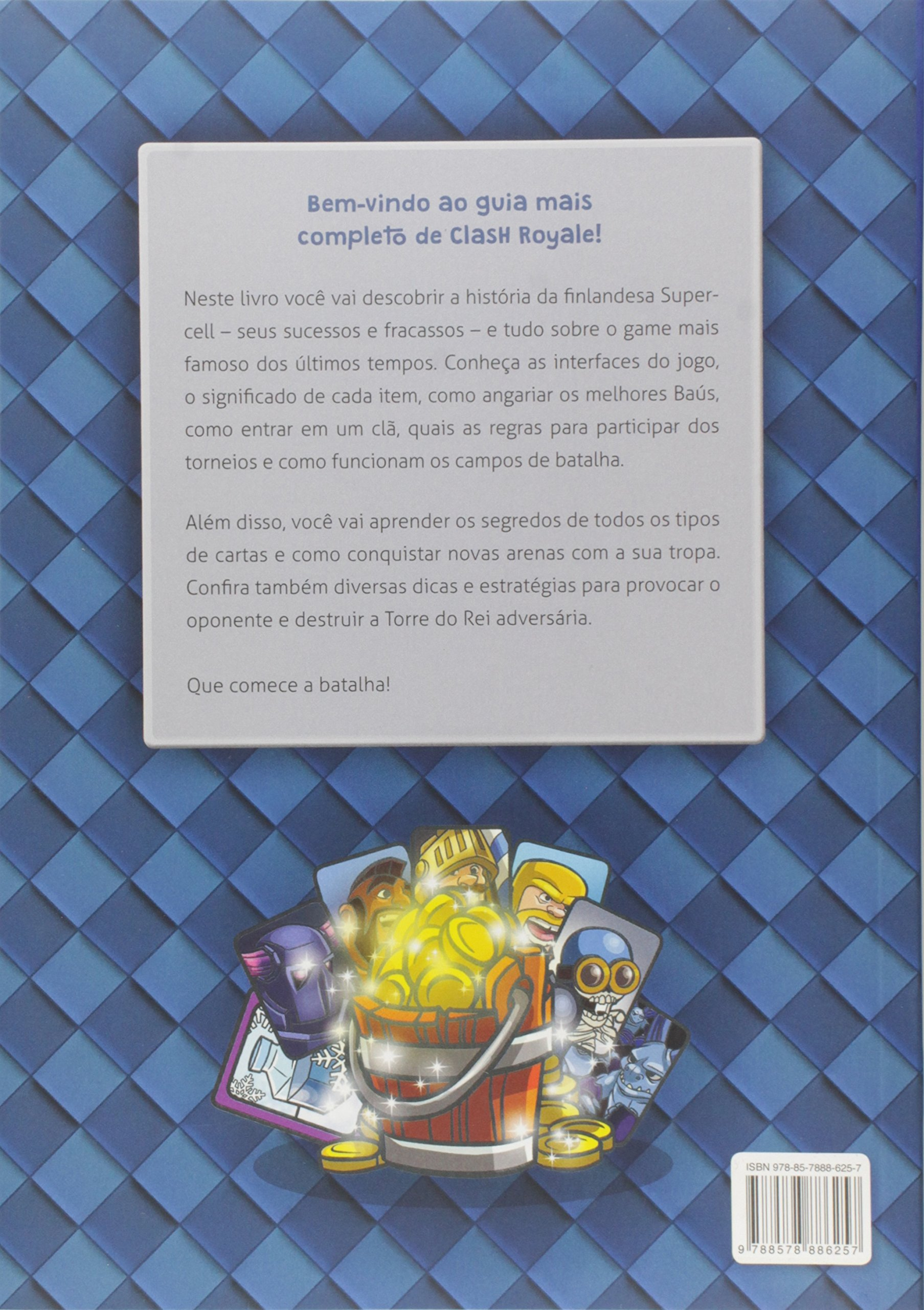 Clash Royale (Em Portuguese do Brasil): Amazon.es: Libros