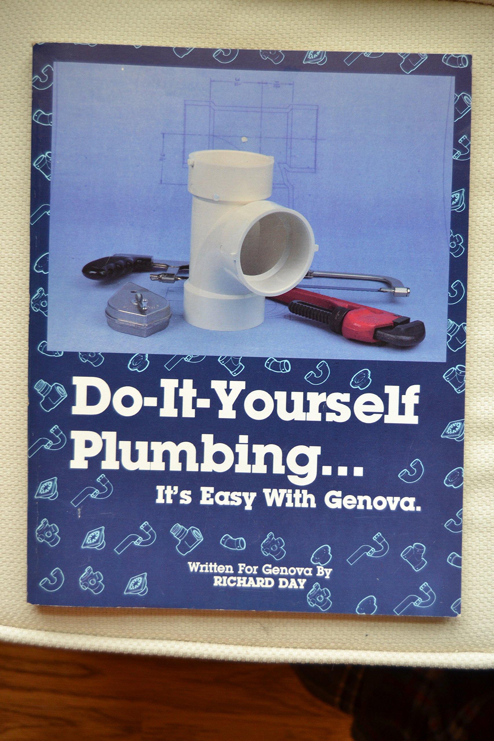 Do it yourself plumbing richard day 9780961650902 amazon books solutioingenieria Images